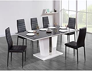 Amazon.fr : table a manger laque