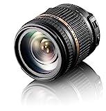 Tamron AF 18-270 mm f/3.5-6.3 Di II VC PZD - Objetivo para Canon (distancia focal 18-270mm, apertura f/3.5-40, zoom óptico 15x,estabilizador óptico, motor de enfoque, macro, diámetro: 62mm) negro
