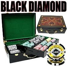 caesars palace poker chip set