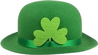Topivot St.Patrick's Day Green Shamrock Party Hat