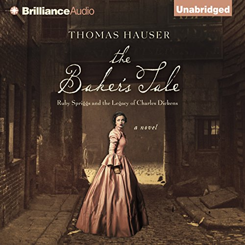 The Baker's Tale audiobook cover art