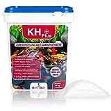 Happykoi® KH Plus - Erhöhung der Karbonathärte für stabile KH Wasserhärte & pH Werte im Koi Teich Schwimmteich (10,0 kg)