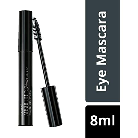 Lakmé Absolute Flutter Secrets Dramatic Eyes Mascara, Black, 8ml