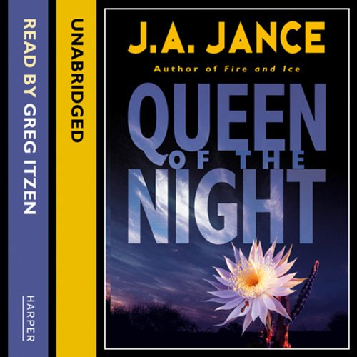 Queen of the Night cover art