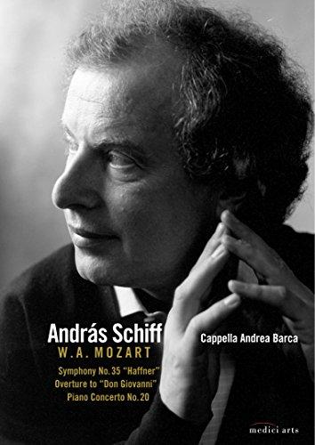 Andras Schiff - Cappella Andrea Barca