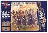 Victrix VX0011 - Napoleons Französisch Old Guard Chasseurs - 60 Abbildung Box Set mit Fahnen - 28mm Plastic Miniatures Napoleonic