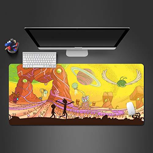 Anti -Rutsch-Pad kann gewaschen Werden Gummi-Computer-Tastatur-Maus-Pad-Spiel-Maschine Geschenk 800x300x2
