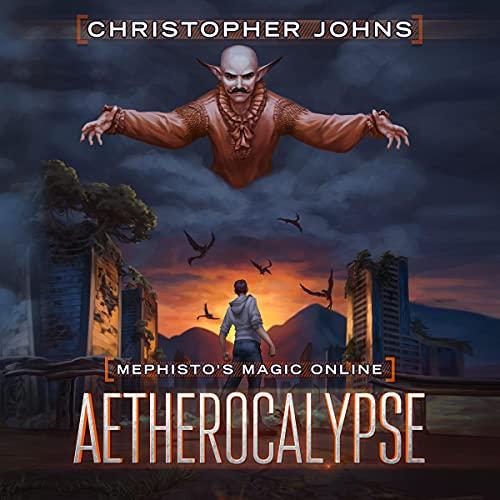 Aetherocalypse cover art