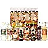 Spiced Rum Gift Set - Dead Mans Fingers Rum, Kraken Rum, Old J Cherry Rum, Duppy Share Rum x4