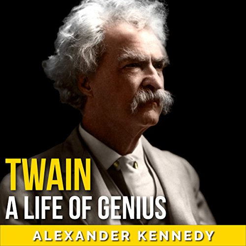 Twain audiobook cover art