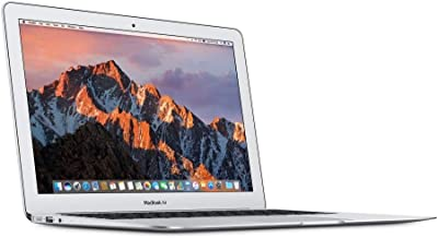 "Apple MQD42E/A Portátil MacBook Air 13"", Intel i5 Dual-Core 1.8GHz, 8 GB RAM, 256 GB Disco Duro Solido (SSD), Intel HD 6000, Mac OS X 10.12 macOS Sierra"