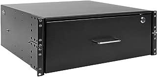 Tripp Lite 4U Locking Rackmount Storage Drawer Rack Enclosures/Open Frame 2-Post or 4-Post (SRDRAWER4U)