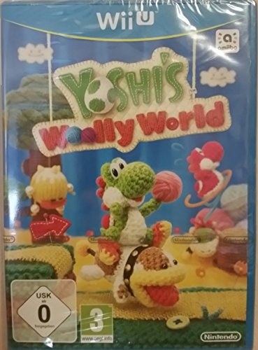 Yoshi's Woolly World - Bundle Pack Version [Wii U]
