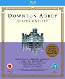 Downton Abbey (Series 1-6) - 19-Disc Box Set ( Downton Abbey - Series One to Six (51 Episodes) ) [ Origine UK, Nessuna Lingua Italiana ] (Blu-Ray)
