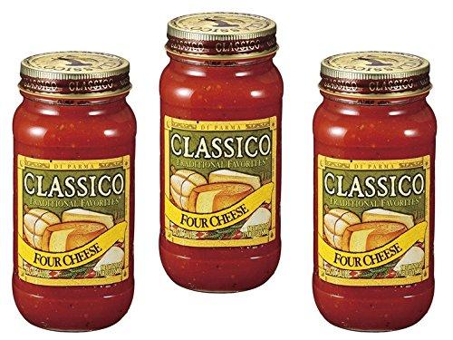 ハインツ クラシコ トマト&4チーズ 680g×3個