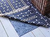 Ikea Teppichunterlage, mit rutschfester Teppichstopper, Filt, 15,2 x 20,3 cm, Filz-Unterlage