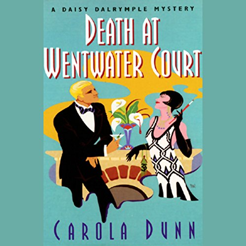 Death at Wentwater Court audiobook cover art