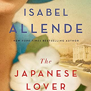 The Japanese Lover audiobook cover art