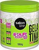 Gelatina #todecacho Não Sai da Minha Cabeça! Salon Line 550 g