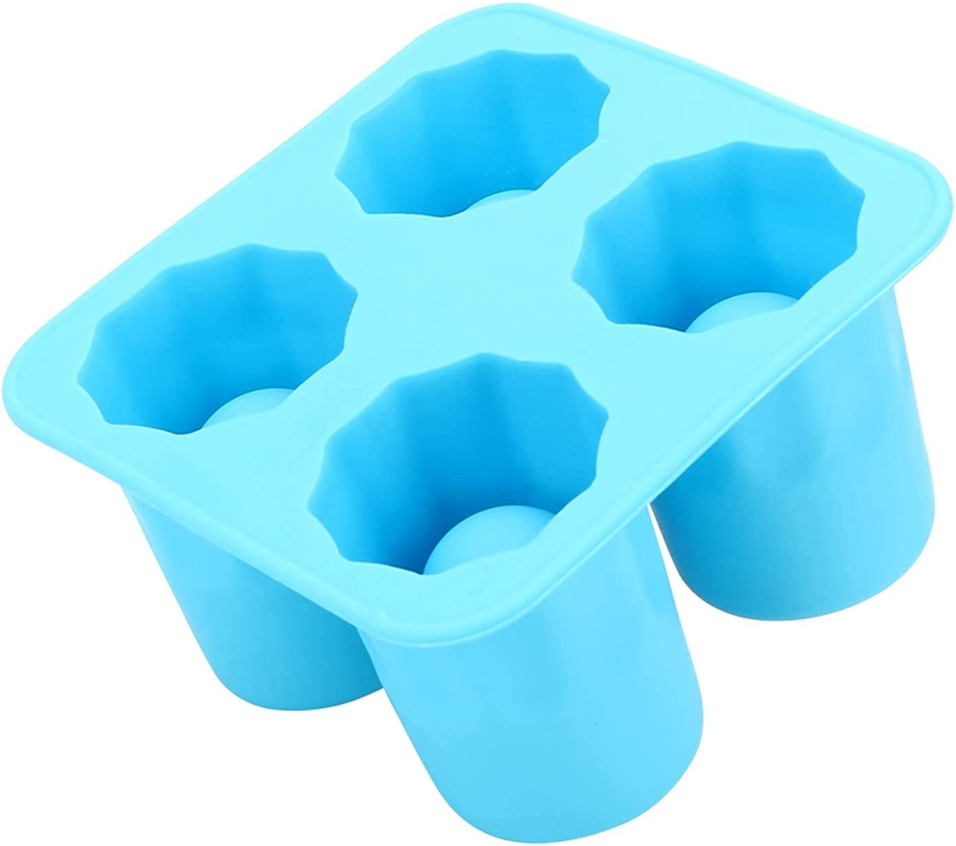 Ice Cube Tray Mold Makes Shot Sale Special Price Novelty Mould Max 51% OFF Gifts Ic Glasses