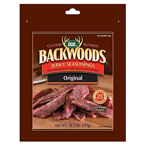 LEM Backwoods Original Jerky Seasoning with Cure...