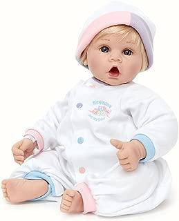 Madame Alexander Little Sweetheart Light Skin Tone Blue Eyes/Blonde Hair Baby Doll, Multicolor