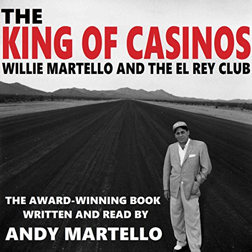 The King of Casinos audiobook cover art