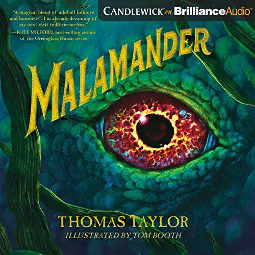 Malamander Audiobook By Thomas Taylor cover art