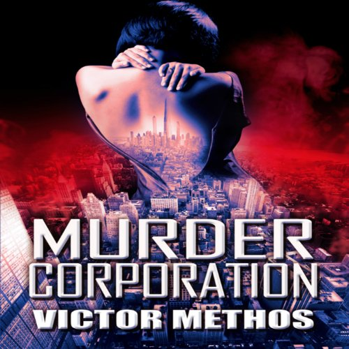 Murder Corporation audiobook cover art