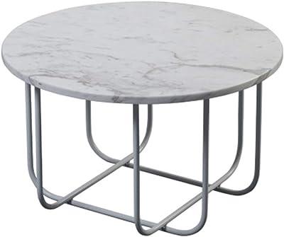 café Kumi etnik octogonale Table Atmosphera de métal 4jR53ALq