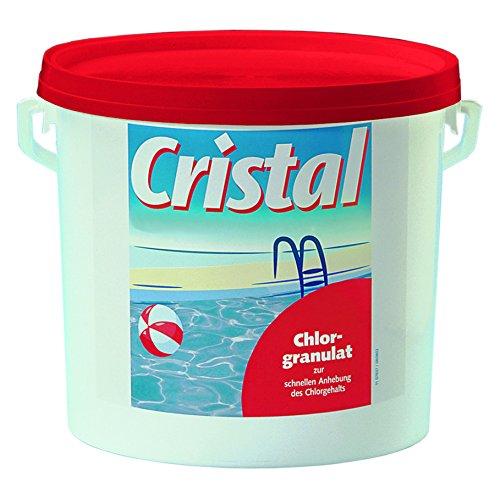 Cristal 1133262 Chlorgranulat 5 kg