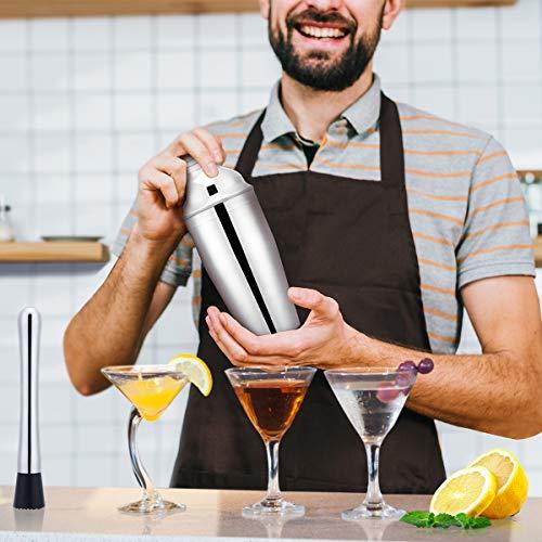 Hochwertiges Cocktailmixer Set, 10 Teilig - 8