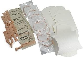 7 Rose Gold Bridesmaid Gift Bracelets Kit.