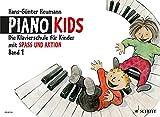 Piano Kids, Bd.1: Die Klavierschule für Kinder mit Spaß und Aktion. Band 1. Klavier.