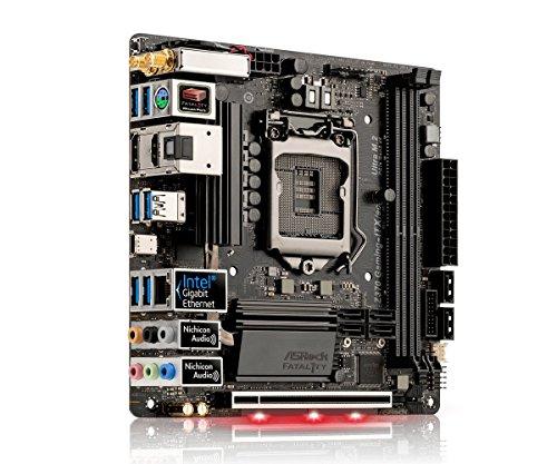ASRock 90-MXB670-A0UAYZ Motherboard Intel Z370 schwarz