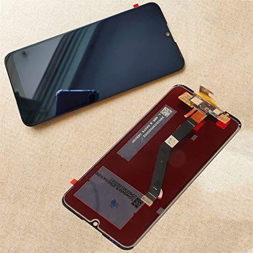 KJGHJ Fit for Huawei Y6 2019 Y 6 ProPrime MRD LX1N LX1F LX1 LX2 LX3 LCD Anzeige Touchscreen Ersatz getestet Telefon LCD Bildschirm Ersatz LCD Anzeige Color MRD LX1N Frame