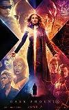 Xmen : Dark Phoenix – U.S Movie Wall Poster Print - 30cm
