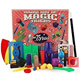 Magic Kit Easy Magic Tricks for Kids Over 75 Spectacular Tricks Magic Set