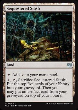 Magic The Gathering - Sequestered Stash (248/264) - Kaladesh