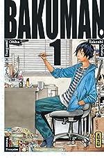 Bakuman, tome 1 de Tsugumi Ohba