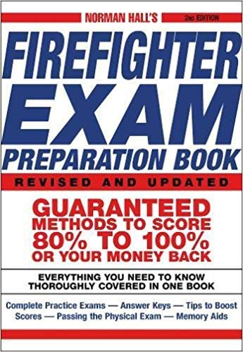 [1580629326] [9781580629324] Norman Hall's Firefighter Exam Preparation Book 2nd Revised & Updated Edition-Paperback