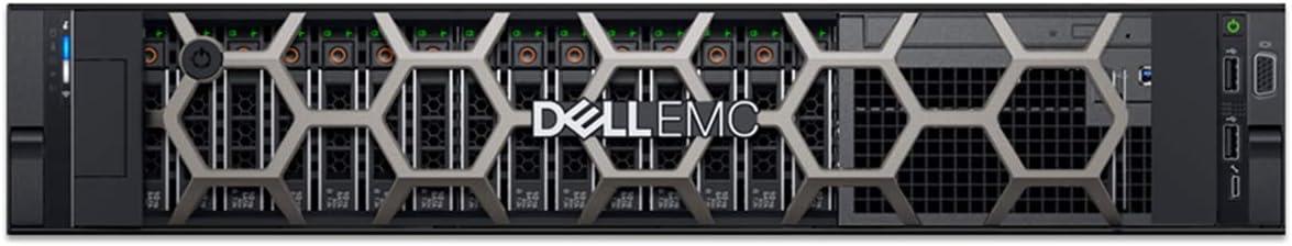 Dell EMC PowerEdge R740 Server Bundle with 2X Gold 6130 2.1GHz 16C 64GB RAM H740P 2x120GB BOSS Card (Renewed)