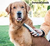 InnovaGoods IG115175 Peine Eléctrico Corta Nudos para Perros