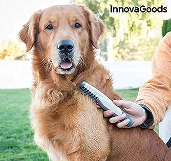 InnovaGoods IG115175 Peigne électrique pour chien