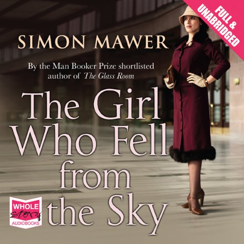 The Girl Who Fell from the Sky cover art
