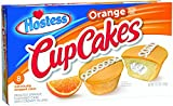 Hostess Cupcakes, Orange, 8 Count (Pack of 6)