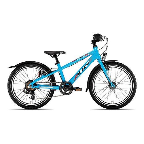 Puky kinderfiets voor jongeren Cyke 20-7, aluminium, Active Blue
