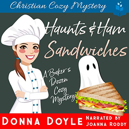 Haunts & Ham Sandwiches cover art