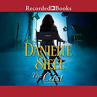 The Cast                   By:                                                                                                                                 Danielle Steel                               Narrated by:                                                                                                                                 Jim Frangione                      Length: 7 hrs and 40 mins     20 ratings     Overall 4.3