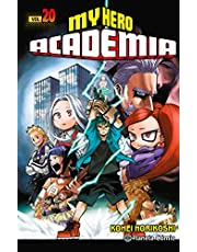 My Hero Academia nº 20 (Manga Shonen)